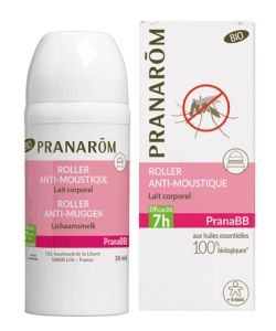 pranabb roller anti moustique bio pranar m 30 ml. Black Bedroom Furniture Sets. Home Design Ideas