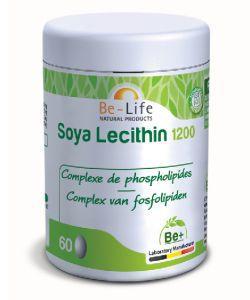 Soya Lecithin 1200, 60capsules