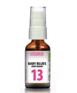 N°13 Baby Blues BIO, 20 ml