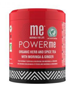 Power me - Infusion moringa - DLU 03/08/19 BIO, 200g