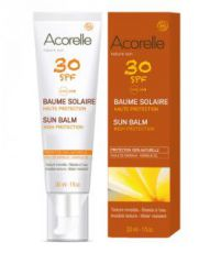 Baume solaire  SPF 30