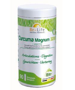Curcuma Magnum 3200 (+piperine) BIO, 90gélules