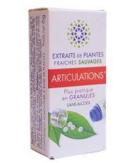 Complexe Articulations - Extraits de plantes fraîches