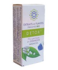 Complexe Detox - Extraits de plantes fraîches