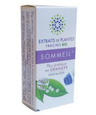 Complexe Sommeil - Extraits de plantes fraîches