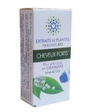 Complexe Cheveux forts - Extraits de plantes fraîches