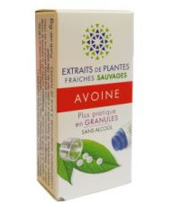Avoine - Extrait de plante fraîche