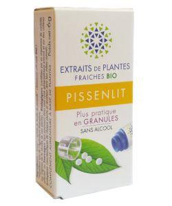 Pissenlit - Extrait de plante fraîche BIO, 130granules