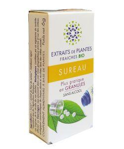 Sureau - Extrait de plante fraîche BIO, 130granules