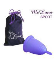 Coupe menstruelle Sport - Tige - Violet - M
