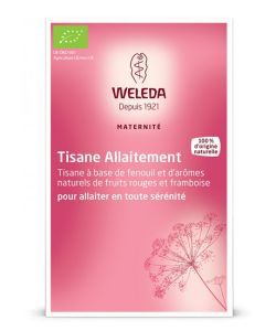 Tisane allaitement Fruits rouges BIO, 20sachets