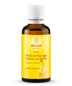 Baby belly massage oil, 50 ml