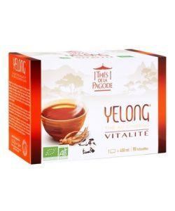 Yelong - Thé Vitalité BIO, 90sachets