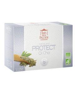 Qi Cha - Thé Protect BIO, 90sachets