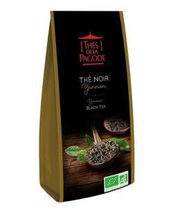 Thé noir Yunnan BIO, 100g