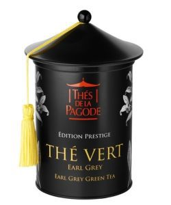 Thé vert Earl Grey - Edition Prestige BIO, 100g