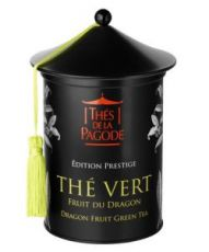 Thé vert fruit du dragon - Edition Prestige