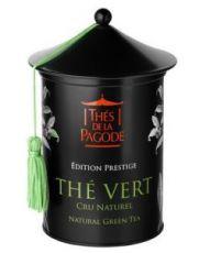 Thé vert cru naturel - Edition Prestige