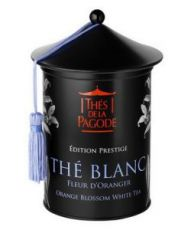 Thé blanc fleur d'oranger - Edition Prestige