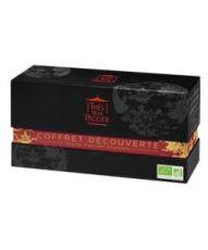 Coffret Découverte 6 thés - Chine impérale