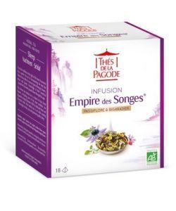 Empire des Songes - Infusion Sommeil BIO, 18sachets