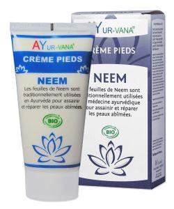 Crème pieds Neem
