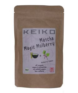 "Matcha ""Magic Mulberry\"""