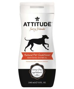 Après-shampooing apaisant pour animaux, 240ml