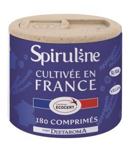 Spiruline cultivée en France