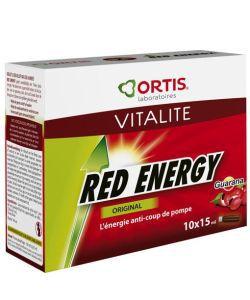 Red Energy Original BIO, 10fioles