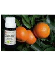 Mandarine rouge zeste SI (Citrus reticulata)