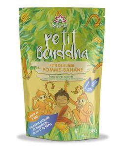 Petit Bouddha - Petit déjeuner Banane & Pomme BIO, 300g