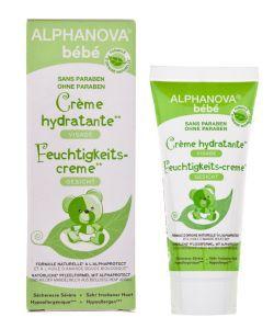 Crème hydratante visage pour Bébé