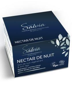 Nectar de Nuit - Peaux sèches et matures BIO, 50ml