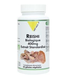 Reishi 400 mg BIO, 60gélules