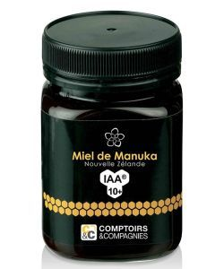 Miel de Manuka IAA® 10+, 500g