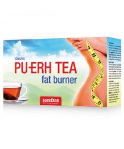 Coffret Pu-erh Tea classic (infusion mange-graisse), 96infusettes