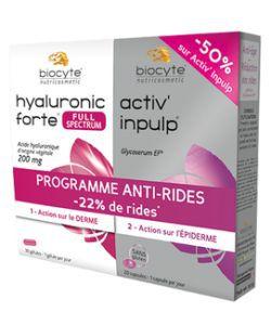 Programme Anti-rides, 30capsules+30gélules