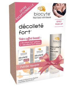 Coffret beauté Décolleté Fort, pièce