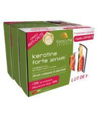Pack Kératine Forte serum