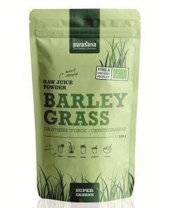 Poudre de jus d'herbe d'orge - Super Greens BIO, 200g