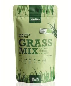Grass Mix - Super Greens BIO, 200g