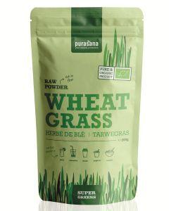 Poudre d'herbe de blé - Super Greens BIO, 200g