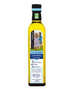 Enfants - Mélange 5 huiles BIO, 250ml