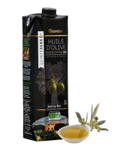 Huile d'olive vierge extra BIO, 1 L
