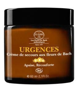 Crème Urgences BIO, 60ml