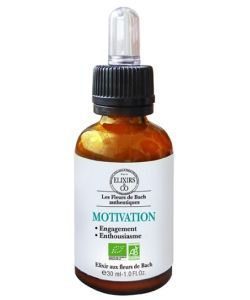 Elixir Motivation BIO, 30 ml