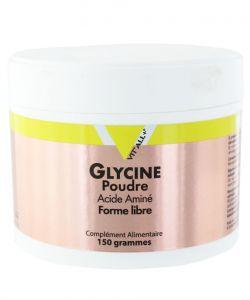 Glycine - Acide aminé poudre, 150g