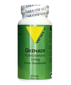 Grenade - Extrait standardisé, 90gélules