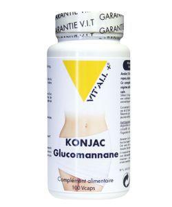 Konjac glucomannane, 100gélules